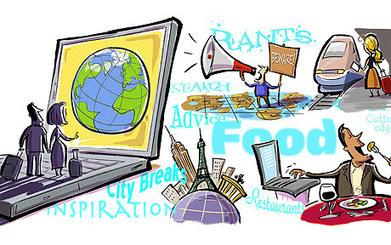 The world's best travel blogs - Telegraph   Digital Culture   Scoop.it