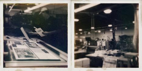 I DO still love a press check! | Flynn Design | Scoop.it