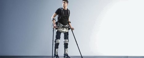 This new robotic exoskeleton is helping paralysed patients walk again | IELTS, ESP, EAP and CALL | Scoop.it