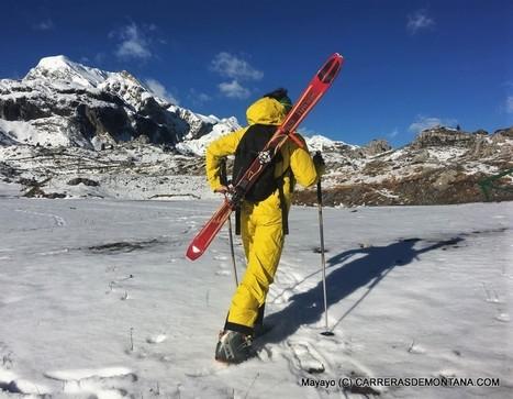 Esqui de Montaña: Cómo elegir material para iniciarte en skimo, skitouring o freeride. Por Borja Valdés. | trailrunning | Scoop.it