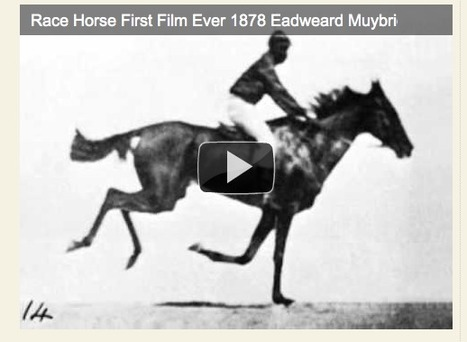 The Birth of Film: 11 Firsts in Cinema | Video for Learning | Scoop.it