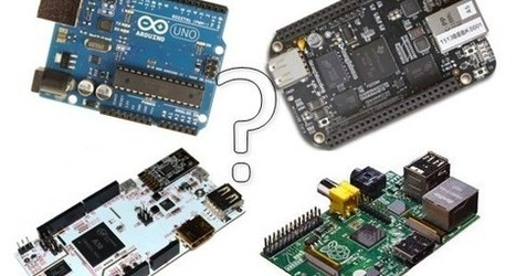 Arduino vs Raspberry Pi vs BeagleBone vs PCDuino — | Raspberry Pi | Scoop.it