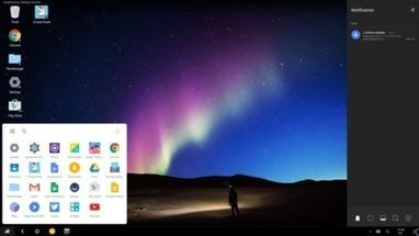 Andromeda apunta a ser la fusión de Chrome OS y Android que convertirá tu smartphone en tu próximo PC | Las TIC en el aula de ELE | Scoop.it