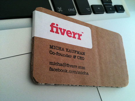 Lasting Impressions: Unusual Business Cards That Will Be Kept | designit | Scoop.it