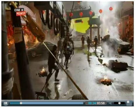La semaine cinéma - Cine+ Premier   Godzilla - TV & Web Coverage   Scoop.it