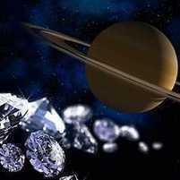 ¿Lluvia de diamantes en Saturno y Júpiter? | Biologia | Scoop.it