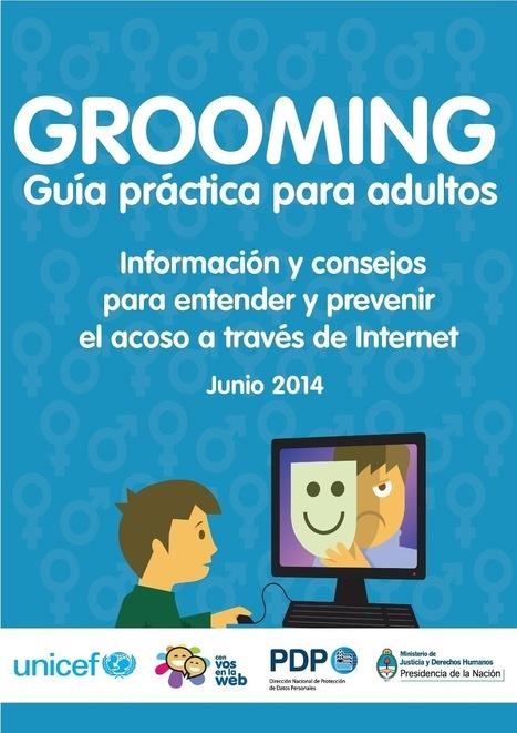 Grooming: Guía práctica para adultos | I didn't know it was impossible.. and I did it :-) - No sabia que era imposible.. y lo hice :-) | Scoop.it
