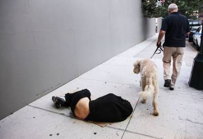 New Yorks borgmester får hård kritik: 21.000 børn er hjemløse - Politiken.dk   Hjemløshed   Scoop.it