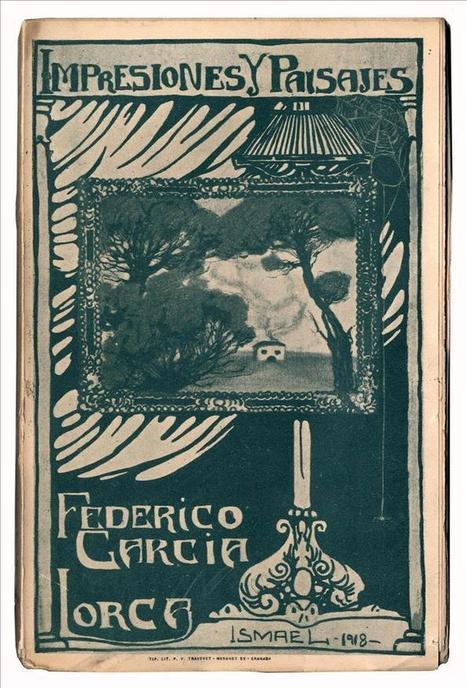 Un raro ejemplar del primer libro de Lorca vendido en Londres por 9.380 euros - EcoDiario.es | DOCUARCH | Scoop.it
