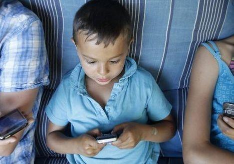 El 38% de los niños menores de 2 años usa el 'smartphone' | Sociología de la educación | Scoop.it