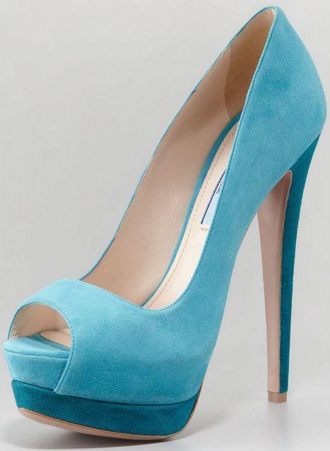 Buy Peep toe heels | High Heels | Scoop.it