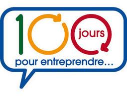 100 jours pour entreprendre, virus positif | Entrepreneuriat et startup : comment créer sa boîte ? | Scoop.it
