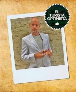 El Turista Optimista, un holandés dispuesto a sacar los colores a todos los españoles | Noticia | Cadena SER | El Turista Optimista | Scoop.it