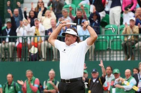 Mickelson Raises a Jug to Links Golf   Rich Dating   Scoop.it