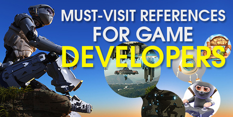 Learning Made Easy! Here're Some Resources for Game Developers | Technology and Gadgets latest news | Scoop.it