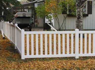 Vinyl privacy Fences for Your Privacy and Comfort   Home Improvement   Scoop.it