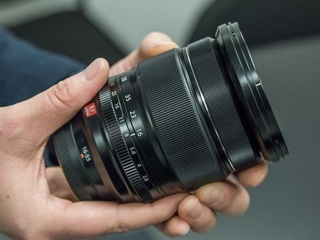 Hands-on with Fujifilm's new XF 16-55mm F2.8 R LM WR lens | Photography Gear News | Scoop.it