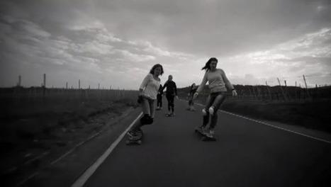 The Devil's Toy. L'art de skater, comprendre et ré-interpréter une sous-culture. | ARTE Creative | Action culturelle | Scoop.it