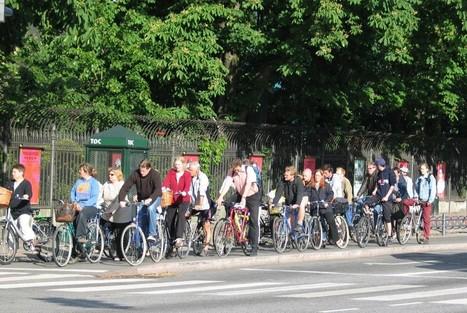 Quand le vélo devient l'égal de la voiture en ville ! - Ecolo-Info (Blog)   Au Bron Vélo   Scoop.it