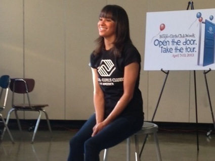 Misty Copeland Reads To Children At Boys & Girls Club | Dancers and Their Shirts | Scoop.it