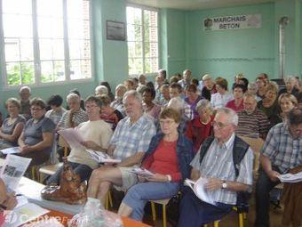 Rando béton compte une centaine d'adhérents et multiplie les ... - L'Yonne Républicaine | Charny et la Puisaye-Forterre | Scoop.it