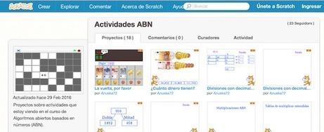 ABN y Scratch para el aprendizaje de las matemáticas (II)   DHMAT INSTITUTO DE DESARROLLO DE HABILIDADES MATEMATICAS   Scoop.it