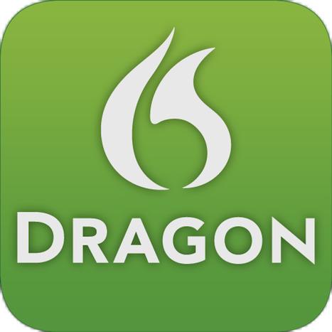Dragon Dictation   Englannin opettajan työkalupakki   Scoop.it