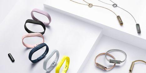 Fitbit Flex 2, un bracelet connecté étanche et personnalisable - Web des Objets | Quantified Self | Scoop.it