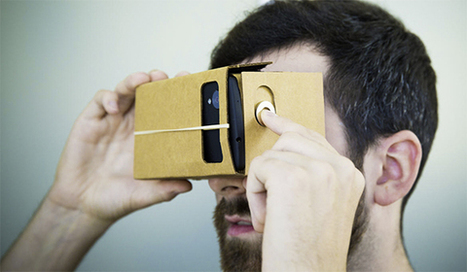 Google Cardboard Brings Virtual Reality to Education, Business | Augmented Reality and Language Learning | Scoop.it