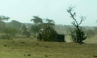 « Nous ne céderons pas nos terres aux tracteurs des italiens » | Informer utile ! | Scoop.it