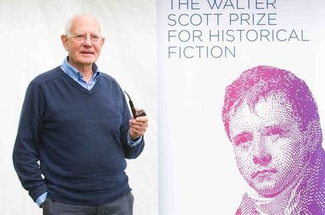Author wins a £25,000 Scottish literary prize after book rejected 44 times | Biblio | Scoop.it