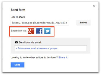 Google Apps Experts: How to get the most out of the new Google Forms | Aprendiendo a Distancia | Scoop.it