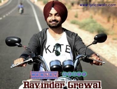 Webley Lyrics - Ravinder Grewal | Official Music Video | Hindi Song Lyrics | Scoop.it