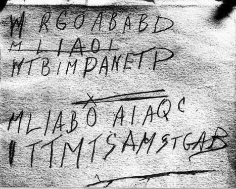 grandes misterios sin resolver  - el caso Tamam Shud | VIM | Scoop.it