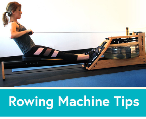 6 Rowing Machine Mistakes (And How to Fix Them) | Health | Scoop.it