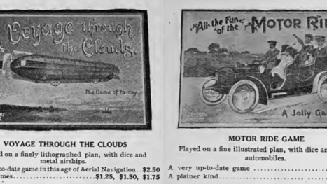 The Coolest Toys from the 1911 FAO Schwarz Catalog   Strange days indeed...   Scoop.it