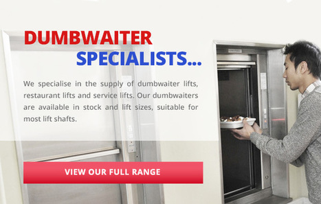 Service Lift Co (UK) Ltd - UK Supplier and Installer of Dumbwaiter Lifts, Service Lifts and Food Lifts | UK Directory | Scoop.it