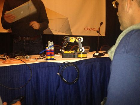 Java One: Oracle demos Java SE embedded running on Raspberry Pi - Inquirer | Raspberry Pi | Scoop.it