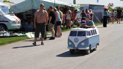 In pictures: The 7th Lincoln Van Jamboree - The Lincolnite   VW camper   Scoop.it