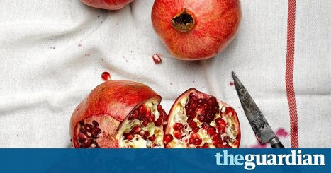 Yotam Ottolenghi's top pomegranate tips | Food | Scoop.it