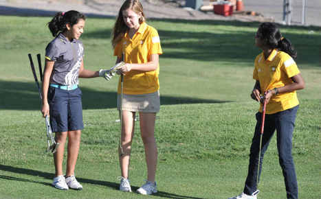 Prep Golfers Go the Distance, Mentoring City Heights Girls - Times of San Diego | Junior Golf | Scoop.it