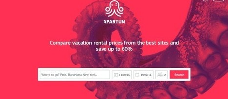 #travel #startup @apartum bags further funding for European expansion | ALBERTO CORRERA - QUADRI E DIRIGENTI TURISMO IN ITALIA | Scoop.it