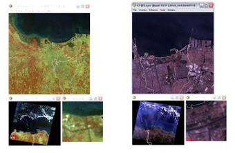 Radiometric correction of Landsat images using ENVI 4.x | Remote Sensing News | Scoop.it