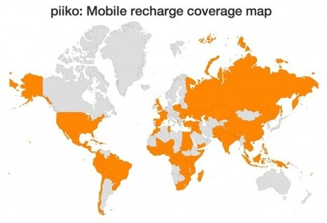 Bitcoin Startup Piiko Brings Prepaid Mobile Service to 100 Countries | ONLINE NEWS | Scoop.it