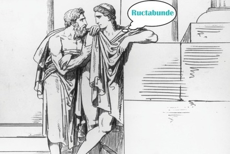 11 Classy Insults With Classical Greek and Latin Roots | Merveilles - Marvels | Scoop.it