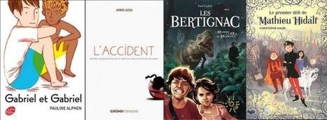 1er prix littéraire Gulli : le jury et les romans sélectionnés | Les Enfants et la Lecture | Scoop.it