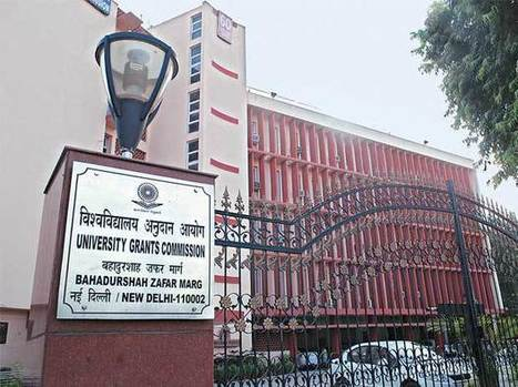 UGC's funding role halved   In News - HIGHER EDUCATION   Scoop.it