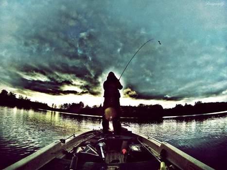 Mission Pike à Vassivière... - Evil Bass Fishing | Pensez à réserver vos vacances en Creuse ! | Scoop.it
