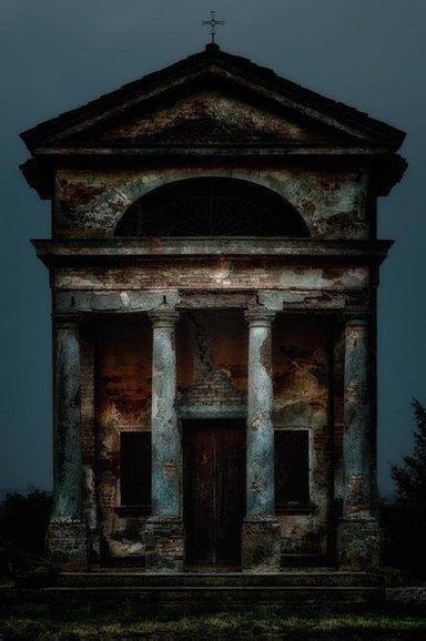 Tweet from @EarthEeriePlace   Abandoned Houses   Scoop.it