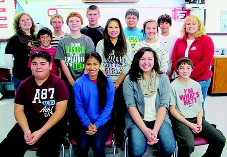 Briggs students bring trio of robots to life - Tahlequah Daily Press | Free Education | Scoop.it